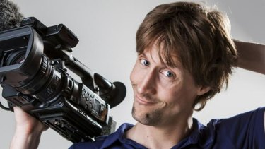 Australian filmmaker Tom Meadmore.