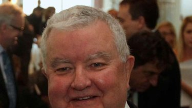 Ian Chubb... defends the rights of scientists to speak out.