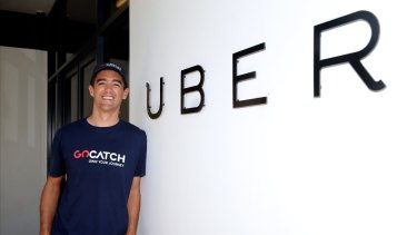 GoCatch chief executive Ned Moorfield says its ride-sharing service will remain cheaper than Uber.