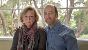 Nicky Martin and Michael Cross want stronger deterrents put in place to prevent drivers opening doors on cyclists. The couple's son, James, was killed in 2010 when an opened door forced him into traffic.
