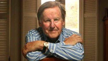Keith Dunstan in 2005.