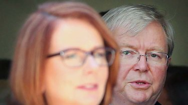 Deposing Julia Gillard and installing Kevin Rudd as prime minister saved up to 15 Labor seats, according to internal party polling.