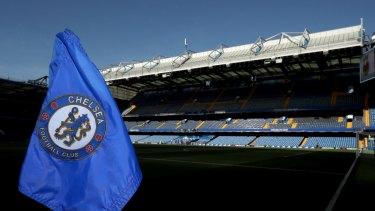 Stamford Bridge: Chelsea's home ground.