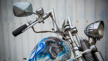 Rough road: Queensland's tough new anti-bikie laws will be subjected to an array of legal challenges.