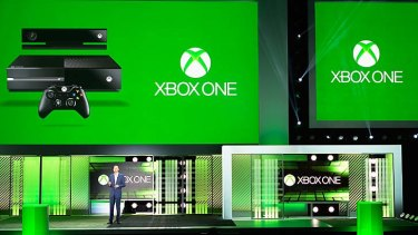 Head in the cloud? Microsoft's Phil Harrison talks about Xbox One.