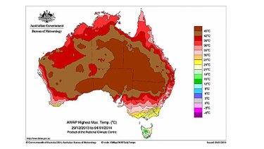 Last week's extensive heatwave broke many site records.