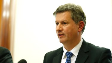 NAB's Andrew Hagger said the bank had already made progress in improving its standards.
