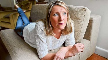 Ana Brooking's fears focus on her children.
