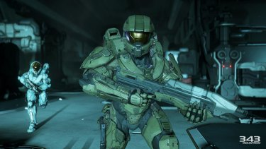 The Master Chief returns in Halo 5, but he's a supporting character.