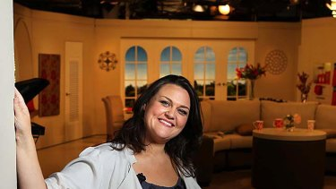 The unexpected popularity of live  morning show The Circle has been attributed to presenter Chrissie Swan.
