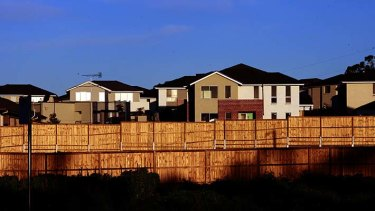 Zoned out ... restrictions could push house prices up.