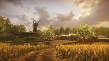 Developer The Chinese Room is no stranger to creepy narrative games, having previously produced <i>Dear Esther</i> and <i>Amnesia: A Machine For Pigs</i>.