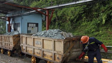 Indonesia insists that minerals belong to the people.