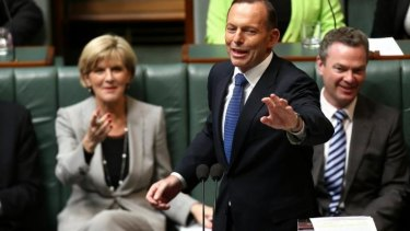 Liberal party figures have distanced themselves from the PM on his burqa stance.