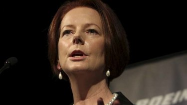 "Prime Minister Julia Gillard: Europe should move quickly to ensure its banks are ""adequately capitalised and backstopped""."