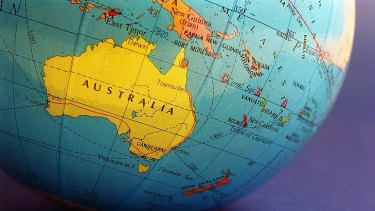 Australia's refugee intake is capped at 13,750 places a year.