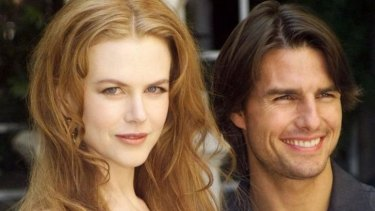 Nicole Kidman and Tom Cruise in 2001 were two of Scientology's most famous members.