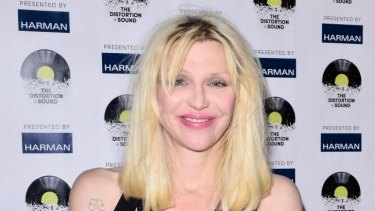 """Ahead of her Australian tour this week, Courtney Love has opened up about her love for Kurt Cobain, opiates and losing millions of """"Nirvana money""""."""