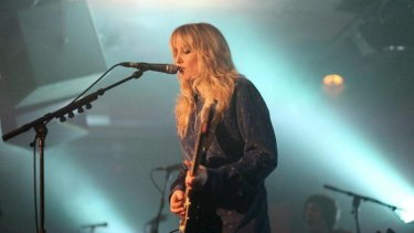 Ladyhawke's new album <i>Anxiety</i> was written and recorded during a self-imposed period far away from life on the road.