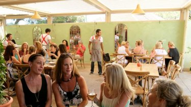 Continental drift ... so French and so chic, Bistro Meme lures locals with its Gallic fare.