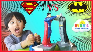 """Since he was three years old, Ryan's parents have been capturing videos of him opening toys, playing with them and """"reviewing"""" them for videos posted on their YouTube channel, """"Ryan ToysReview""""."""