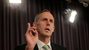 Greens Leader Senator Bob Brown.