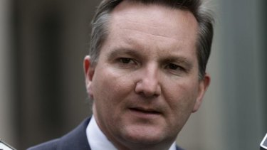 "Shadow treasurer Chris Bowen: ""Just when you think Joe Hockey can't stoop any lower, there he is."""