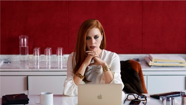 Shock value: Amy Adams shines in Tom Ford's new film <i>Nocturnal Animals</i>.