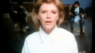 Marianne Faithfull's 'As Tears Go By' from her 1987 album Strange Weather.