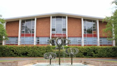 Bruce Hall, at the Australian National University, is a home away from home.