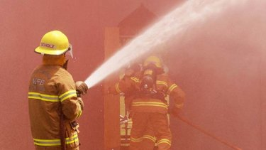 The fire services levy can double insurance costs.