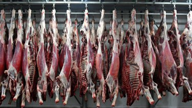 Government is pushing us to eat meat, despite the health risks.