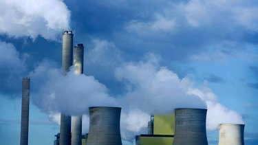 Big polluters look set to pay less under Kevin Rudd's revamped carbon policy.
