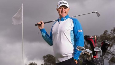Pro golfer Jarrod Lyle is back on the fairways after surviving a second bout of cancer and will be a major drawcard at the Australian Masters.