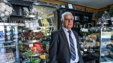 Greek Orthodox Community President Harry Danalis said between 10,000 and 15,000 Greeks had moved or returned to Australia.