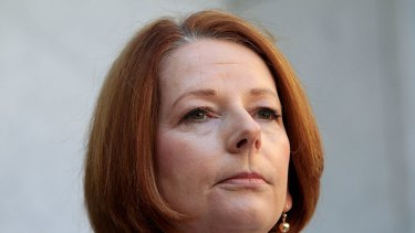 A sizeable number in Julia Gillard's party would like Labor to process everyone onshore.