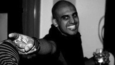 Sammy Em ... aka Sameer Kapoor, pictured on his website.