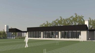 CBIC's East Brisbane development was to include a croquet club.