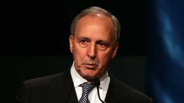 """We go around with the British flag in the corner of our flag. Great states do not do these things"" ...  former Prime Minister Paul Keating."