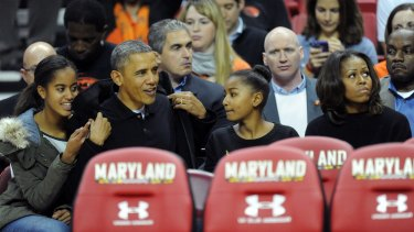 An avid basketball fan, Obama says he has fantasised about owning part of an NBA team one day.