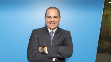 Corporate Travel Management managing director Jamie Pherous has been busy making acquisitions.