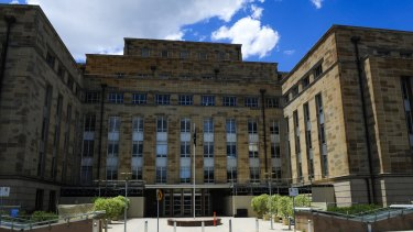 The John Gorton building is one of six properties the federal government is considering selling.
