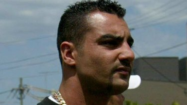 Convicted of murder ... Mick Hawi.
