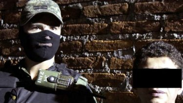 Mexico arrests 14-year-old hitman