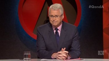 #ICantAppearOnQandA became the top trending topic on Twitter on Monday afternoon.
