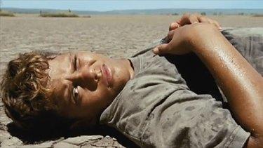 Bullet, played by Lucas Yeeda.