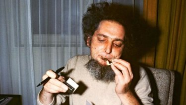 Remarkable writer Georges Perec.