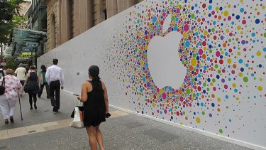 Brisbane's newest Apple store is set to open at MacArthur Chambers in the CBD.