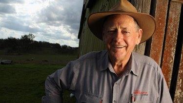 Developer and philanthropist Clive Berghofer.