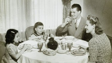 Even if families can only manage to eat together two or three times a week, the benefits will be amazing.
